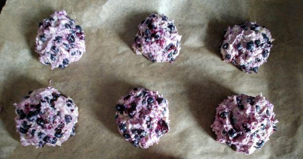 Bułeczki z jagodami w wersji fit