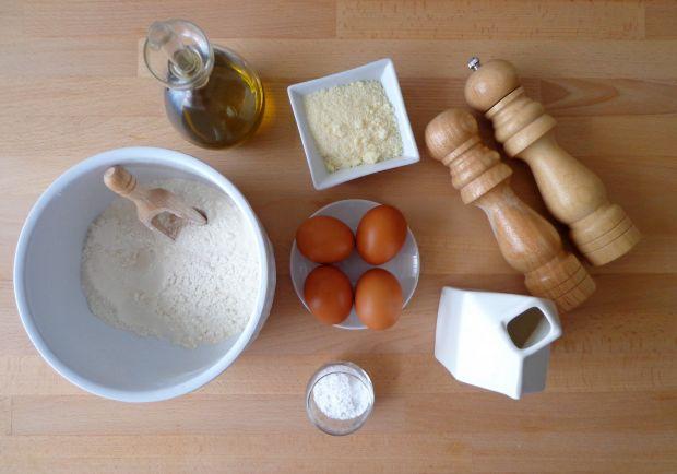 Bułeczki z serem pecorino
