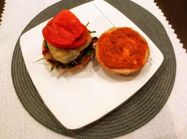 Burger po włosku