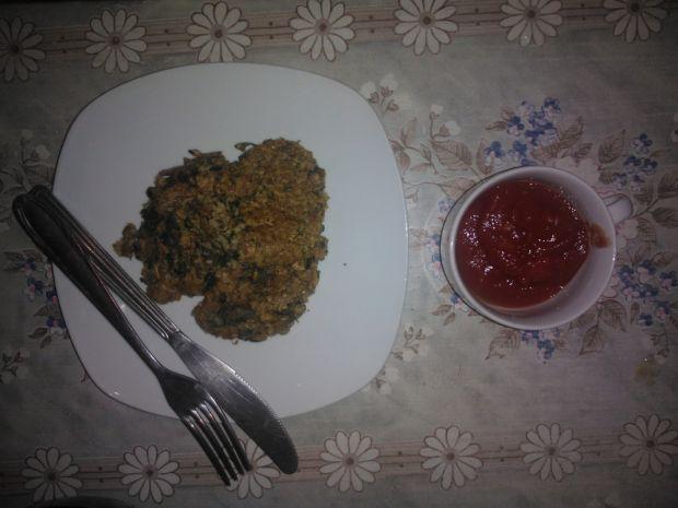 Burgery z Kaszy Jaglanej z Sosem Pomidorowym