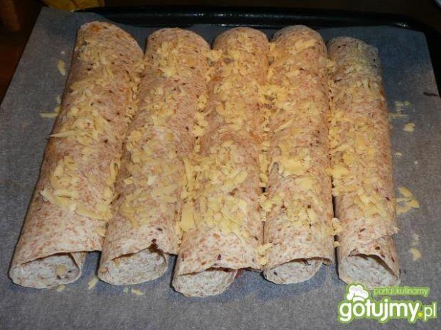 Burrito - mój sposób