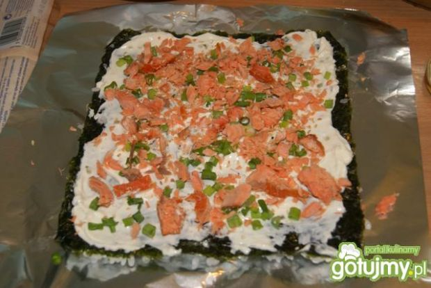 California roll z philadelphia