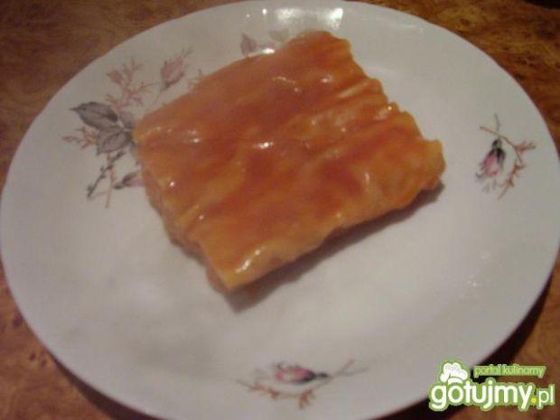 Cannelloni z mięsem w sosie pomidorowym