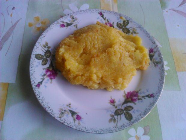 Cebulowo czosnkowe ziemniaki