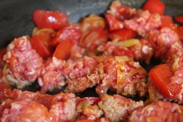 Chaczapuri z wołowiną