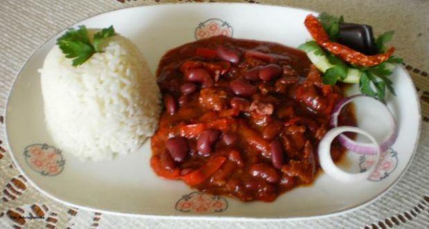 Chilii con carne wg Buni :