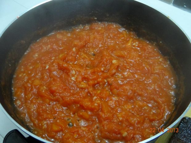 Chiński przecier pomidorowy