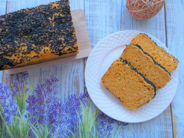 Chleb dyniowo - orkiszowo - kukurydziany