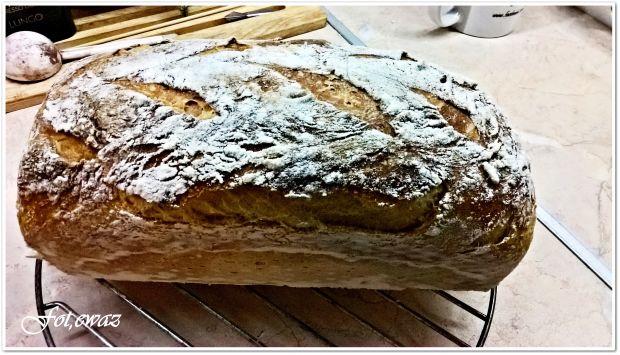 Chleb dyniowy na zakwasie orkiszowym