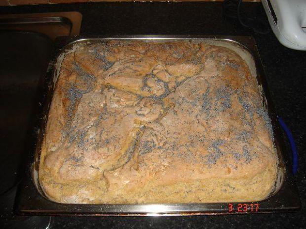 Chleb mieszany na zurku