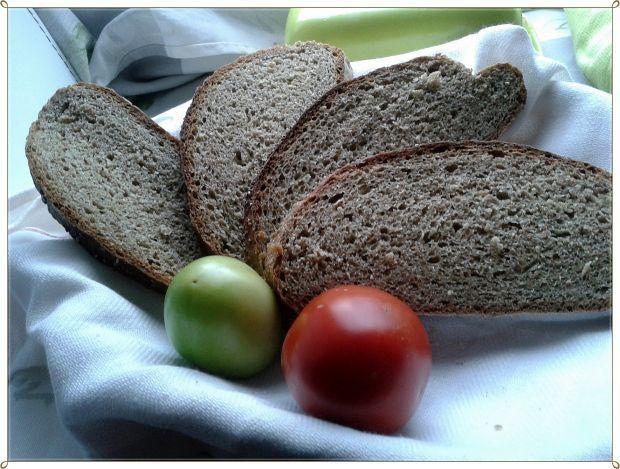 Chleb na drożdżach z młodym jęczmieniem i otrębami