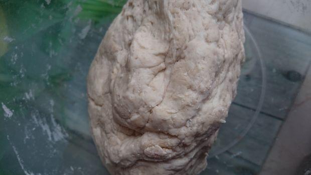 Chleb na gotowym zakwasie orkiszowym z drożdżami