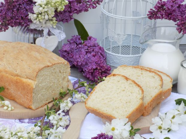 Chleb na jogurcie naturalnym