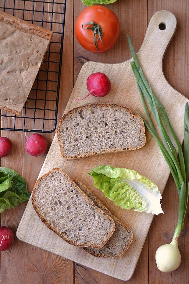 Chleb na suszonym zakwasie