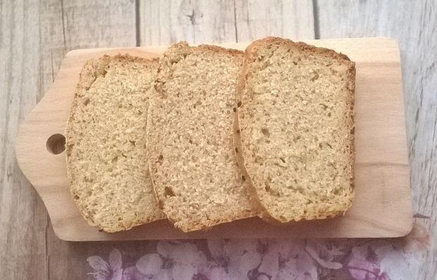 Chleb orkiszowo - jęczmienny na serwatce