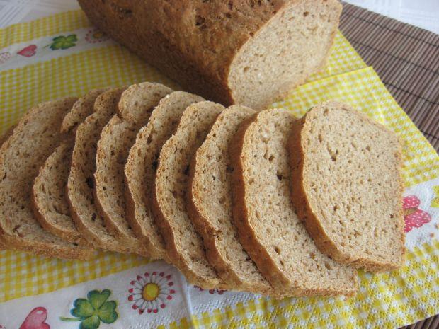 Chleb orkiszowo - pszenny na drożdżach