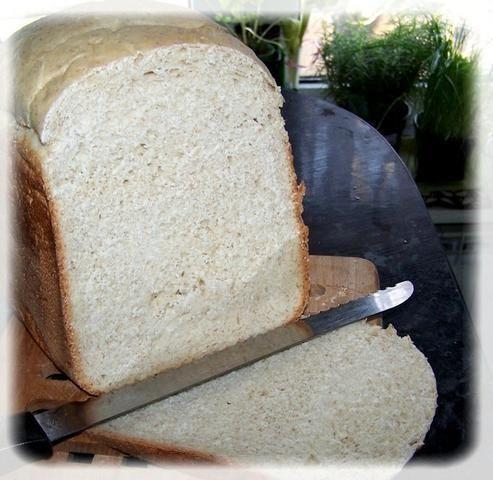 Chleb pełnoziarnisty jaglany.