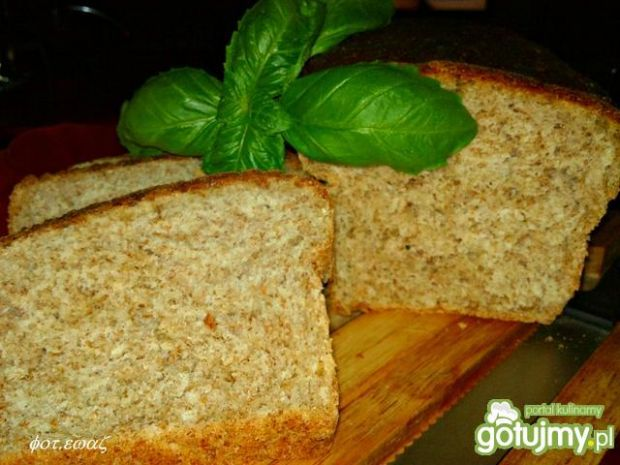 Chleb pszenno grahamowy
