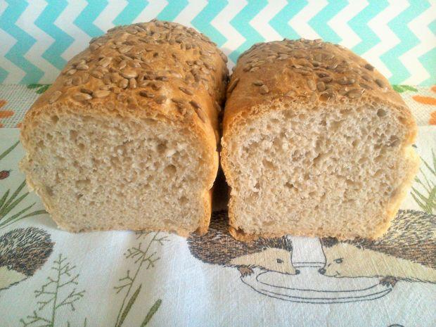 Chleb pszenno - orkiszowy