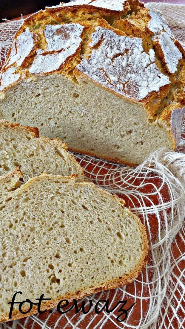Chleb pszenno owsiany
