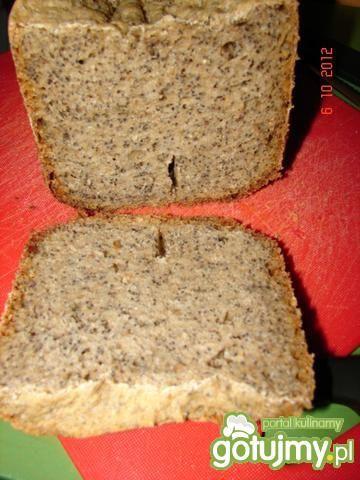 Chleb pszenno-żytni pokrzywa - wypiekacz
