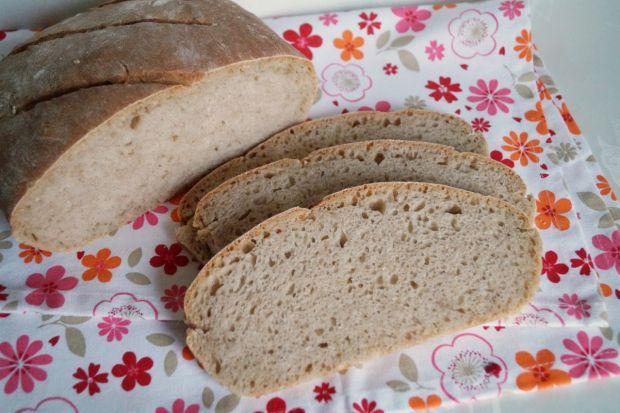 Chleb pszenny na zakwasie pszennym ze śmietanką
