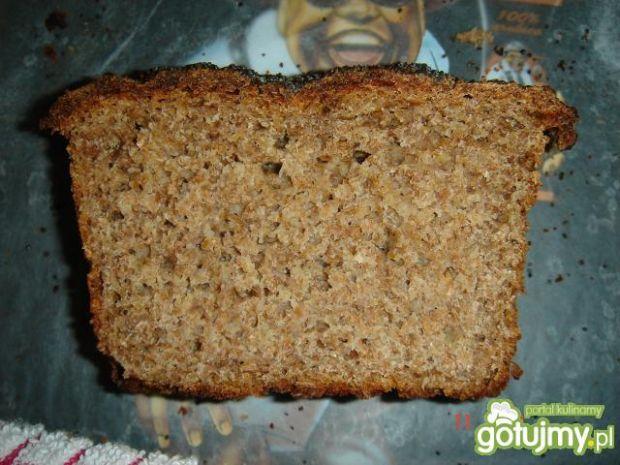 Chleb Razowy na zakwasie - wyśmienity