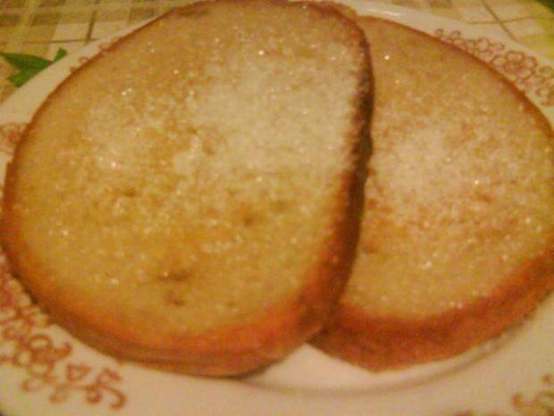 Chleb smażony - wersja najprostsza