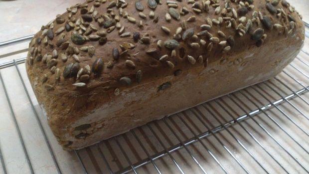 Chleb z dynią i imbirem