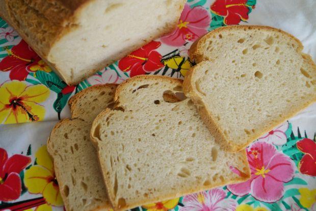 Chleb z mąką kukurydzianą na poolish