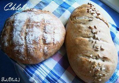 Chleb z morelkami