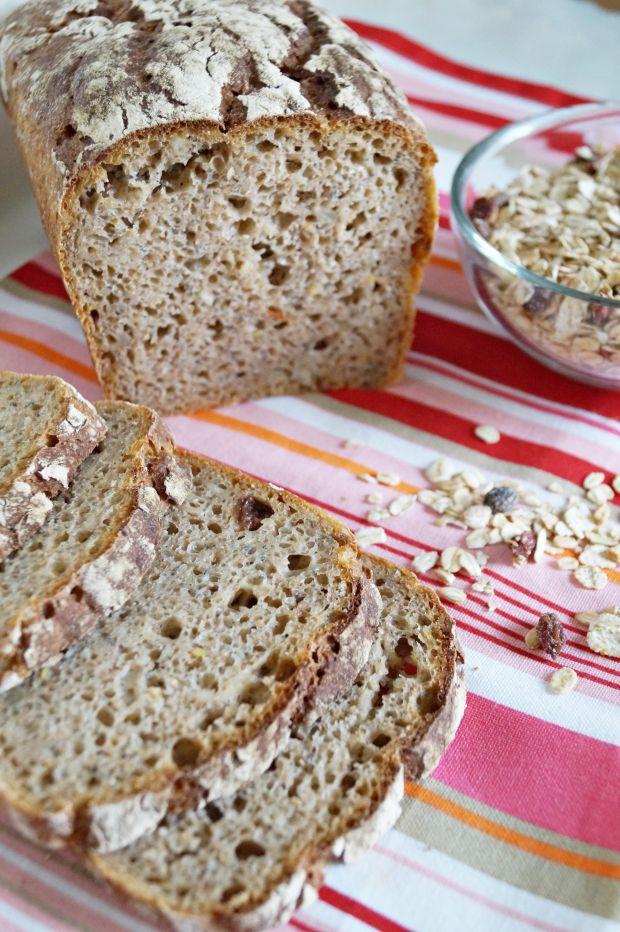 Chleb z musli na zakwasie