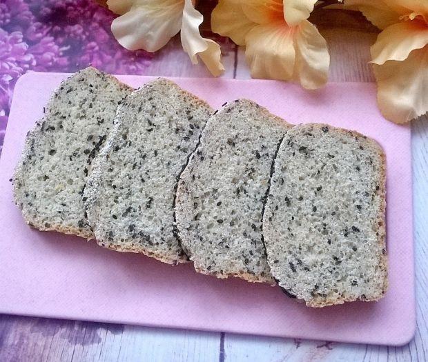 Chleb z soczewicą i sezamem