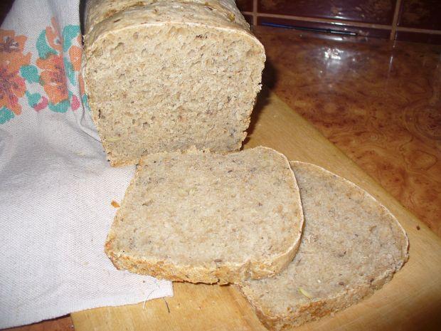 Chleb z szałwią hiszpańską,czyli nasionami chia