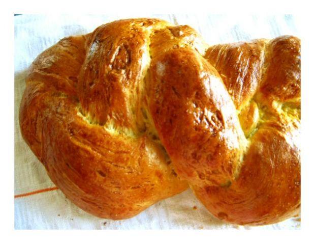 Chleb Zopf (Szwajcaria)