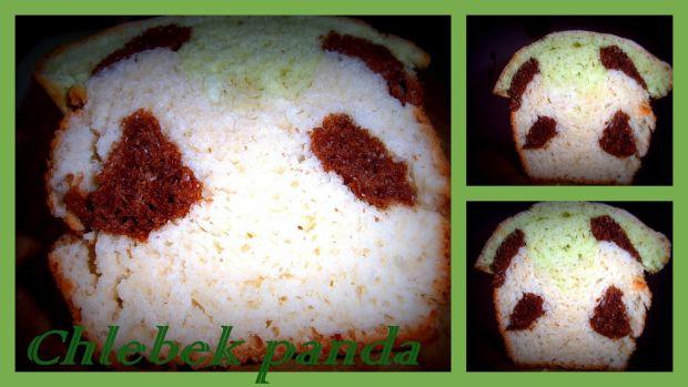 Chlebek panda - bez sztucznych barwników