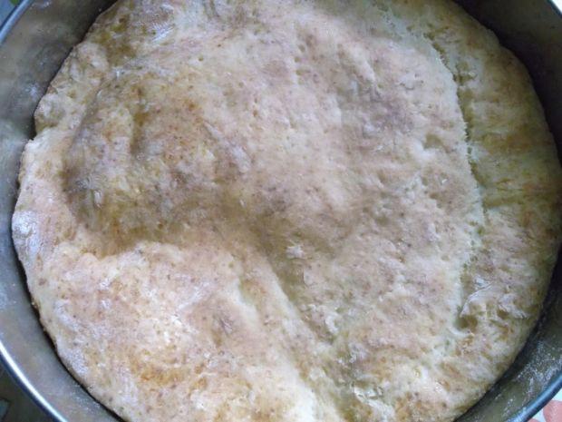 Chlebek twarogowo - olejowy