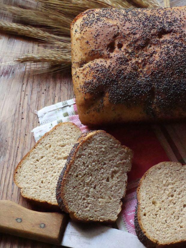 Chlebek ziołowy z serem