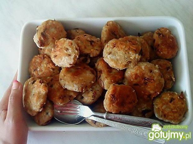 chlebowe kotleciki
