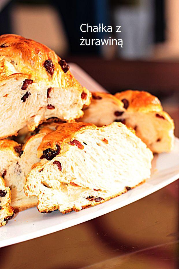 Chlebuś na lekko słodko -Chałka