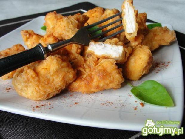 Chrupiące kurczaczki wg alaaa
