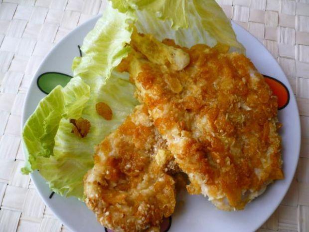 Chrupiące piersi z kurczaka 2