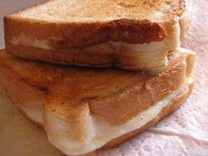 Chrupiące tosty z oregano
