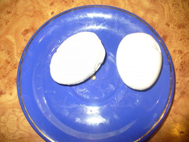 Chrzanówka z jajkami srartymi