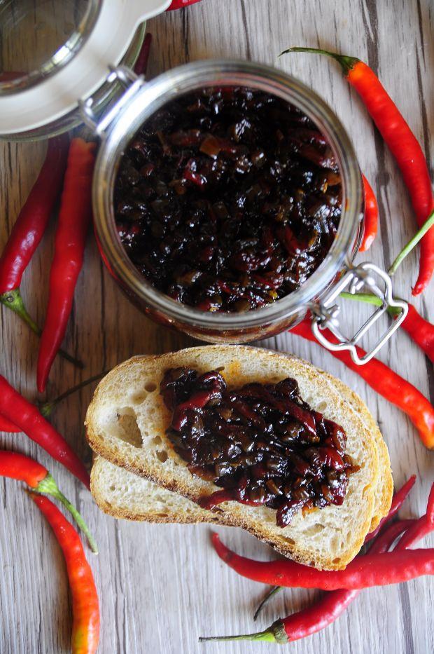 chutney paprykowy z chilli