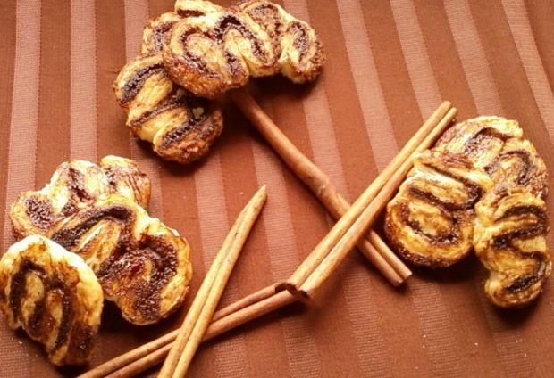 Ciasteczka a`la palmiery