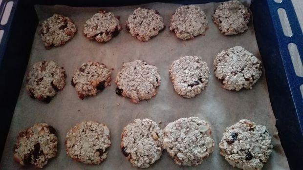 Ciasteczka bez cukru i mąki