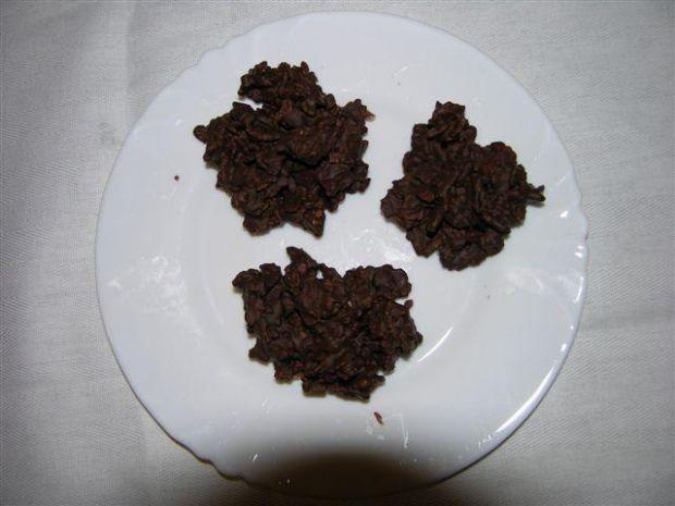 Ciasteczka chrupki bez pieczenia