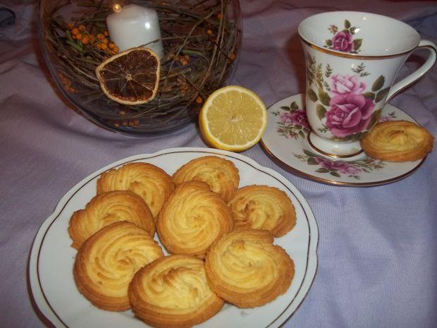 Ciasteczka cytrynkowe