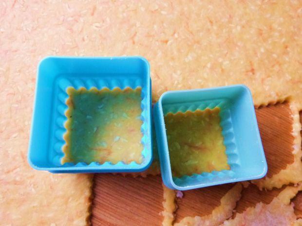 Ciasteczka dyniowo-marchewkowe